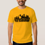 Pittsburgh Skyline T Shirts