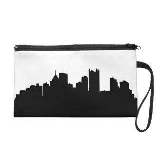 Pittsburgh Skyline Wristlet