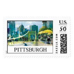 Pittsburgh Stamp