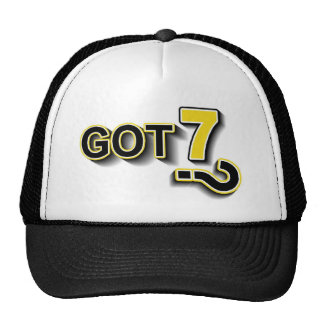 ¿Pittsburgh Steelers - 7 conseguidos? Gorra