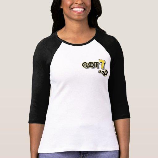 ¿Pittsburgh Steelers - 7 conseguidos? Señoras Camisetas