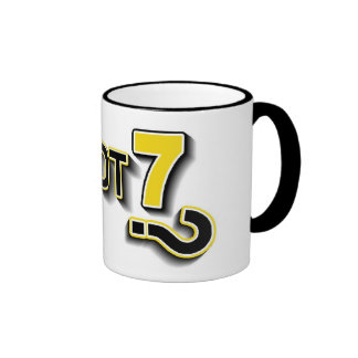 ¿Pittsburgh Steelers - 7 conseguidos? Taza