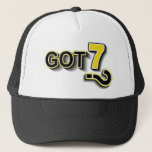 Pittsburgh Steelers - Got 7? Hat