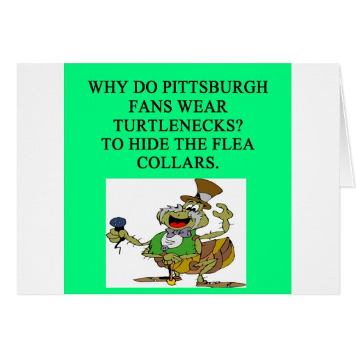 PITTSBURGH steelers Greeting Cards