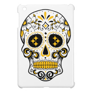 Pittsburgh Sugar Skull iPad Mini Covers