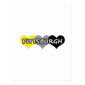 Pittsburgh Tarjeta Postal
