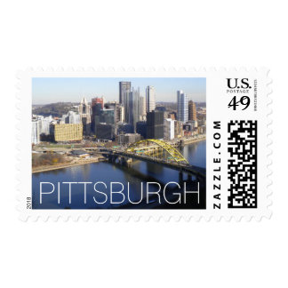 Pittsburgh Timbre Postal