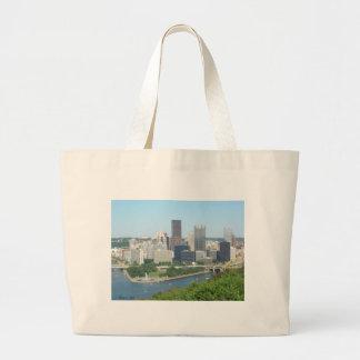 Pittsburgh Tote Bags