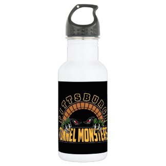 Pittsburgh Tunnel Monsters Stainless Steel Water Bottle