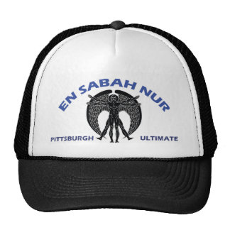 Pittsburgh Ultimate Sabah Man 2 Trucker Hat