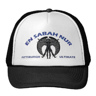 Pittsburgh Ultimate Sabah Man 3 Trucker Hat