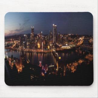 Pittsburgh via Monongahela Incline Mouse Pad