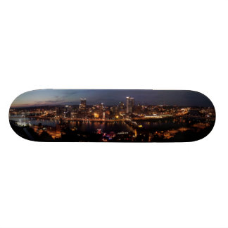 Pittsburgh via Monongahela Incline Skateboard