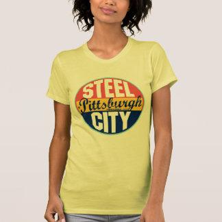 Pittsburgh Vintage Label T-shirt