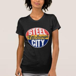 Pittsburgh Vintage Label T Shirts