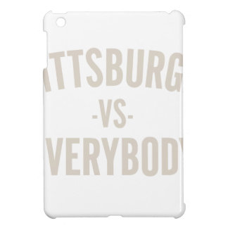 Pittsburgh Vs Everybody iPad Mini Covers