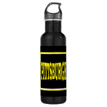 Pittsburgh Water Bottle (24 oz)