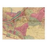 Pittsburgh y Allegheny Tarjetas Postales