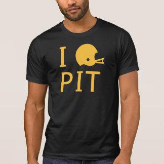 Pittsburgh - yellow T-Shirt