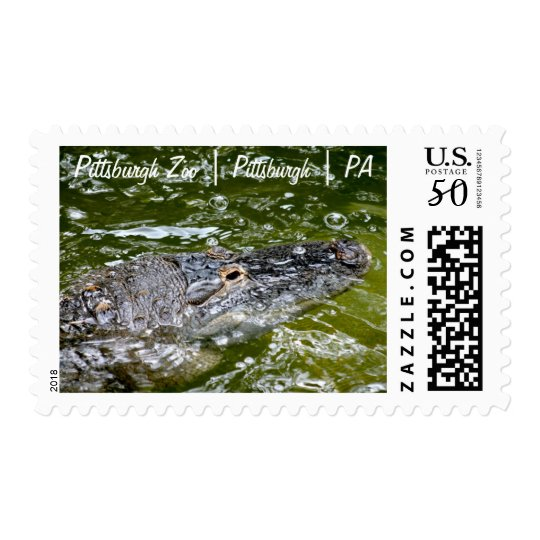Pittsburgh Zoo | Pittsburgh | PA | Postage Stamp