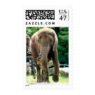 Pittsburgh Zoo | Pittsburgh | PA | Postage Stamp 4