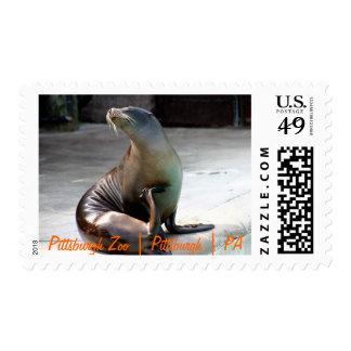 Pittsburgh Zoo | Pittsburgh | PA | Postage Stamp 6