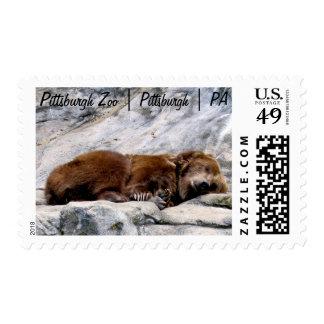 Pittsburgh Zoo | Pittsburgh | PA | Postage Stamp 7