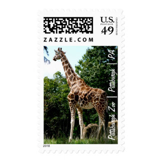 Pittsburgh Zoo | Pittsburgh | PA | Postage Stamp 8