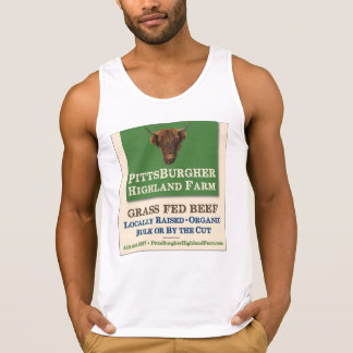 Pittsburgher Highland Farm - Men's Tank Top