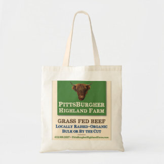 Pittsburgher Highland Farm - Tote Bag