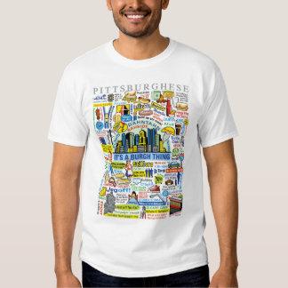 Pittsburghese Shirt