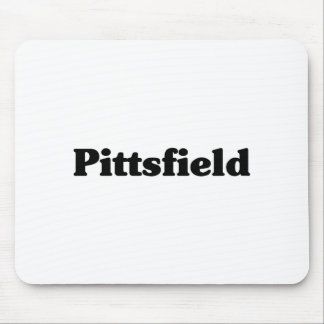 Pittsfield  Classic t shirts Mouse Pad