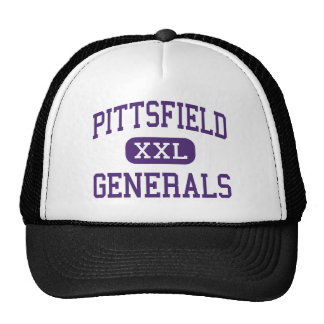 Pittsfield - Generals - High - Pittsfield Trucker Hat