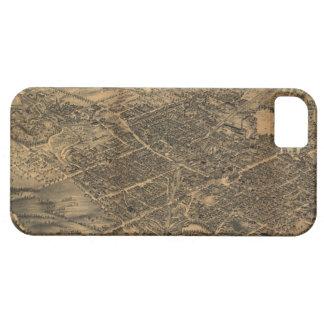 Pittsfield Massachusetts (1899) iPhone SE/5/5s Case