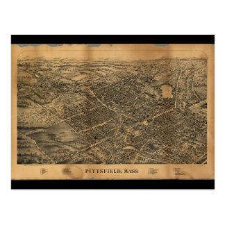 Pittsfield Massachusetts (1899) Postcard