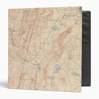 "Pittsfield, Massachusetts Carpeta 1 1/2"""