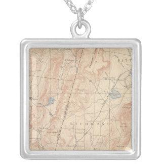 Pittsfield, Massachusetts Personalized Necklace