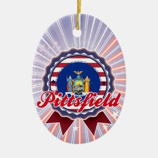 Pittsfield, NY Adorno Para Reyes