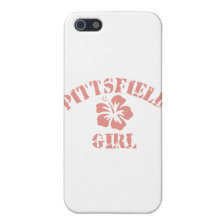 Pittsfield Pink Girl Case For iPhone 5
