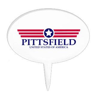 Pittsfield Pride Cake Toppers