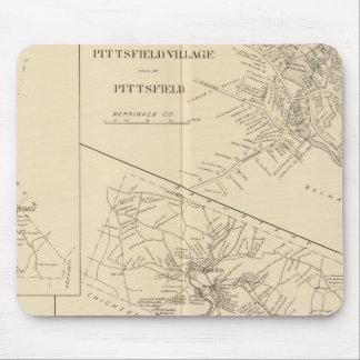 Pittsfield Village, Dunbarton, Pittsfield Mouse Pad