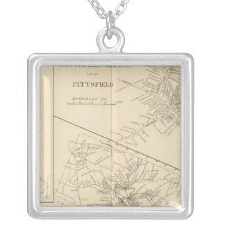 Pittsfield Village, Dunbarton, Pittsfield Custom Necklace