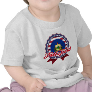 Pittsfield, VT Camiseta