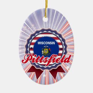 Pittsfield, WI Ornaments Para Arbol De Navidad
