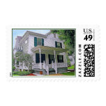 Pittsford Village Home Postage Stamps