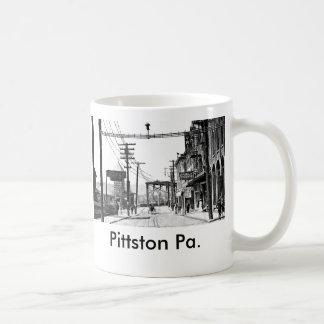 Pittston Pa. Mug