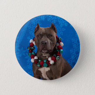 Pitty Christmas Button