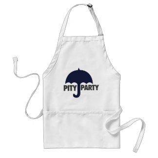 Pity Party Adult Apron