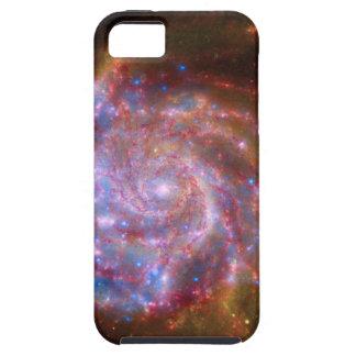 pitzer-Hubble-Chandra Composite of M101 iPhone SE/5/5s Case