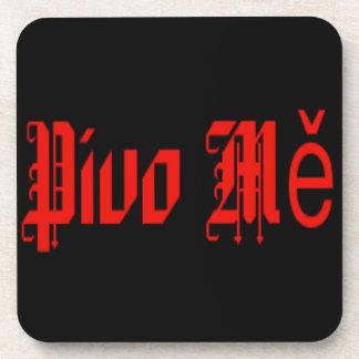 Pive Me Drink Coaster